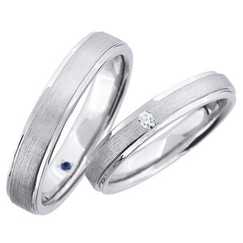 広島でおすすめの結婚指輪ショップ「WAKO BRIDAL」のデザイン例6