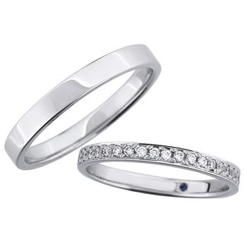 広島でおすすめの結婚指輪ショップ「WAKO BRIDAL」のデザイン例5